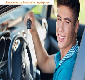 Assurance auto pour les conducteurs les plus jeunes